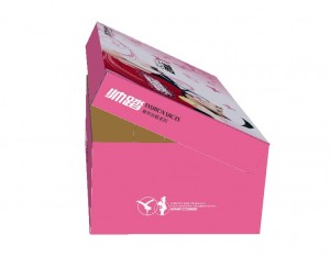 Shoebox Packaging